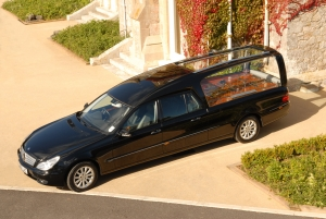 Image 2 - Mercedes Benz ~ Hearse
