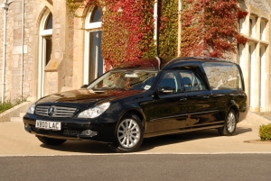 Image 1 - Mercedes Benz ~ Hearse