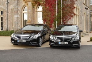 Image 1 - Mercedes E Class Saloon ~ 4 seater