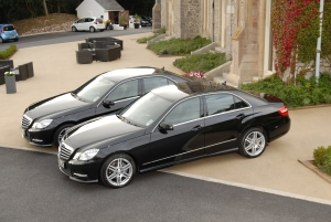 Image 4 - Mercedes E Class Saloon ~ 4 seater